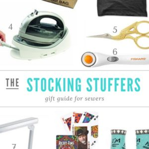 Sewing Inspired Stocking Stuffers