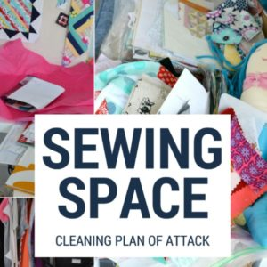 Clean Sewing Space – End 2016 Right