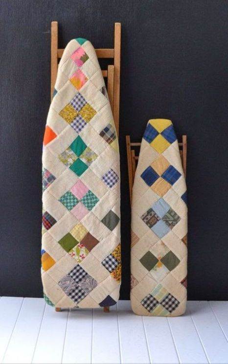 ironing board quilt covers