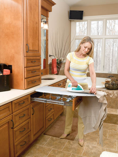Creative Ironing Board Ideas For Your Work Space The