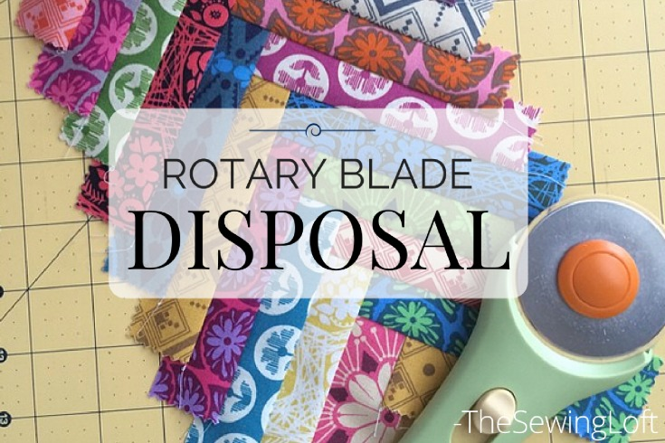 Ever wonder what to do with dull rotary blades? Check out these creative uses and disposal options and never guess again.