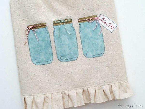 Awesome diy dish towel patterns the sewing loft