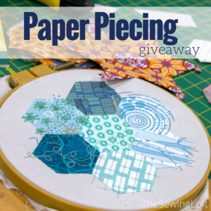 English Paper Piecing Starter Pack | Giveaway