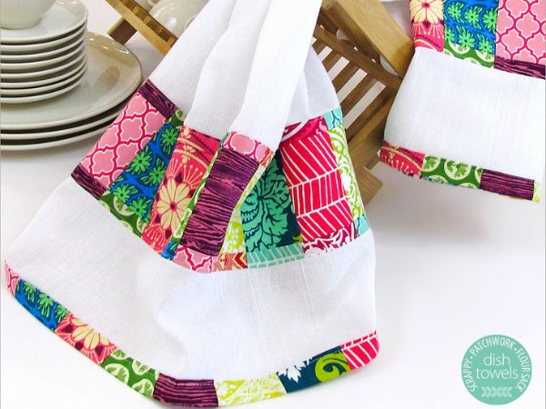 10 Awesome Diy Dish Towel Patterns