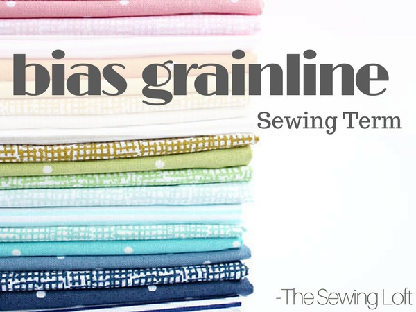 Understanding the difference between straight and bias grainline can make all the difference in your next sewing project. Learn the basics in just a few simple steps.
