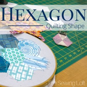 Hexagons | Quilting Shape