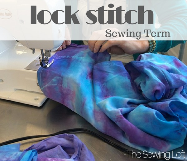 Learn how and why the simple lock stitch is actually a very fundamental stitch on any sewing machine. Practice on these easy projects.