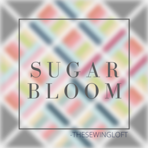 Sugar Bloom Block | Quilt Along Cutting