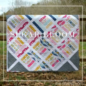 Sugar Bloom Quilt Along | Supplies