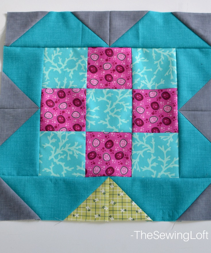My Dandy Drive Flower blocks are coming together. This pattern is the perfect skill builder to brush up on your techniques. Each week there will be fun prizes and giveaways.