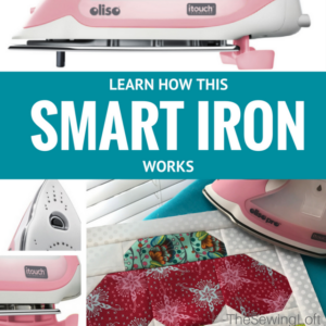Oliso Pro Smart Iron Review + Giveaway