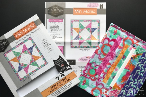 Learn hot to perfect your points with the Stellar Star Quilt. No matter what you sewing level this skill builder is one that you will want to have in your tool belt. Watch the video and see how easy it is.