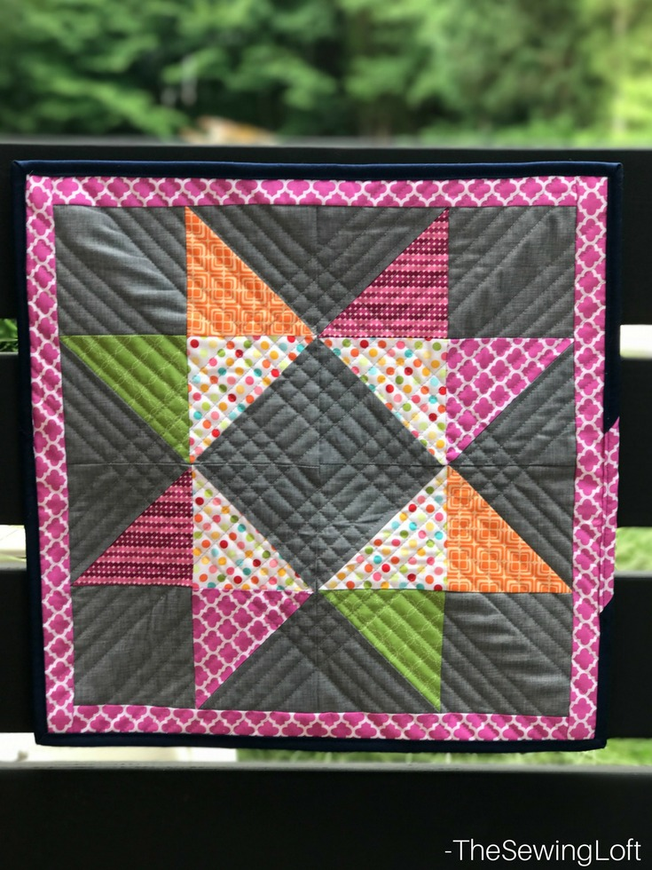 Learn how to perfect your points with the Stellar Star Quilt. This skill builder is one that you will want to have in your tool belt- includes video.