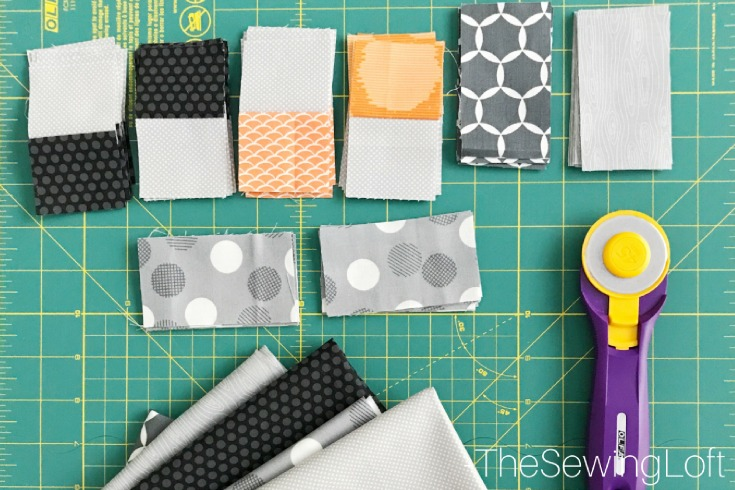 This Mini Mania summer series on The Sewing Loft is stepping up our quilting game with easy techniques and tips. Each project includes a video.