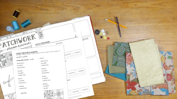 Looking for a quilt group that fits your schedule? Be sure to check out International Association of Quilters. They even have a planner to help you keep track of your projects.