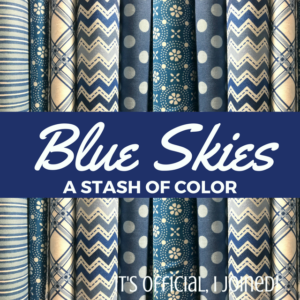 Blue Skies Stash SWAP | Sign Up's