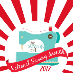 Start Sewing During National Sewing Month