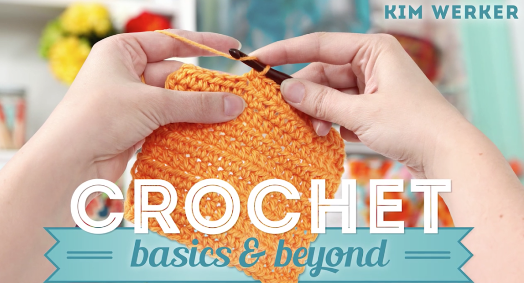 Inspirational Crochet Ideas are easy to achieve with this class.