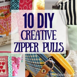 10 Creative Zipper Pull Tabs | DIY Friendly