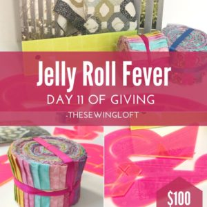 Jelly Roll Fever Bug | Giving Day 11