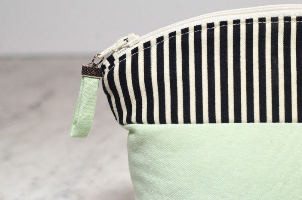 This metal zipper tab is just one of the creative zipper tabs DIY's in this round up.