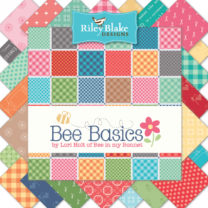 Bee Basics Fabric Line