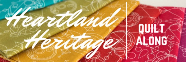 Fat Quarters used in Heartland Heritage