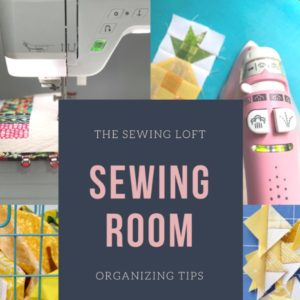Tips to Keep Your Sewing Space Organized