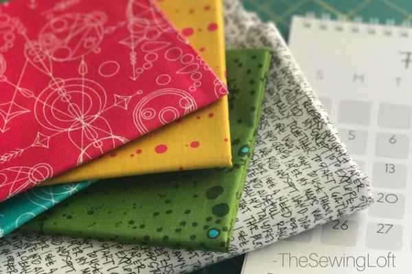Barnyard Block Fabrics