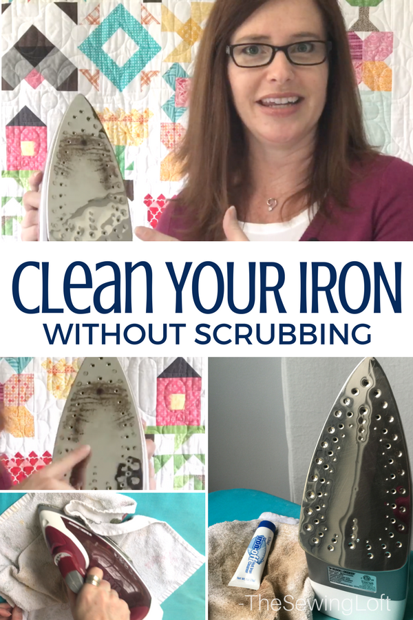 How to clean your dirty iron
