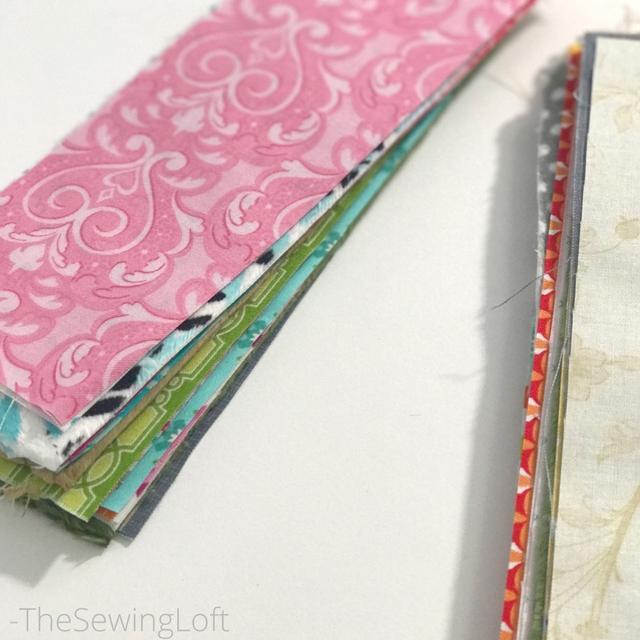 Checkerboard block sewing tips