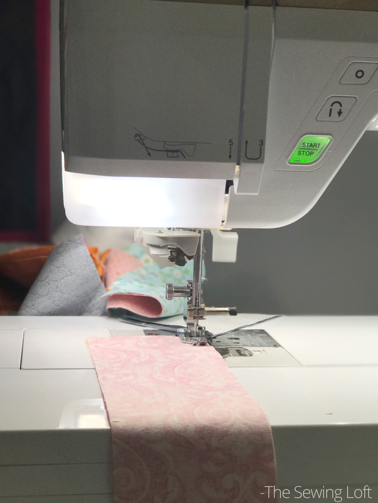 Checkerboard block sewing   Sweet On You