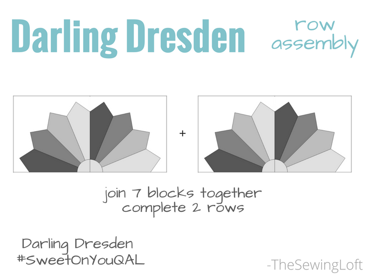 Sweet On You Darling Dresden Row Layout