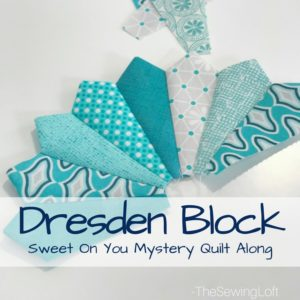 Dresden Block Sewing Instructions