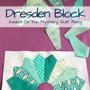 Darling Dresden Block | Sweet On You