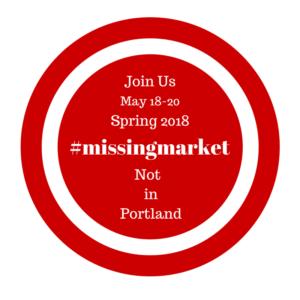 Missing Market Portland Party | Spring 2018