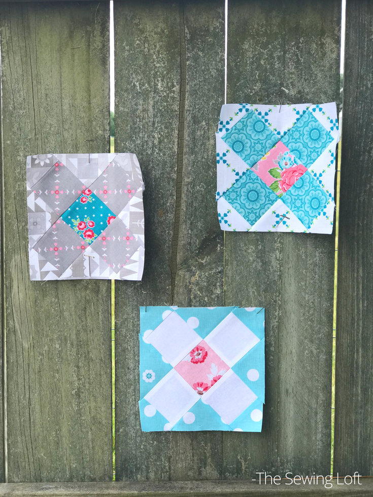 Honest Quilt Block is a skill builder. Friendship Quilt Along Free Pattern
