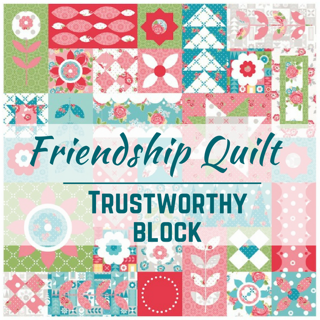 Trustworthy Quilt Block | Free Pattern