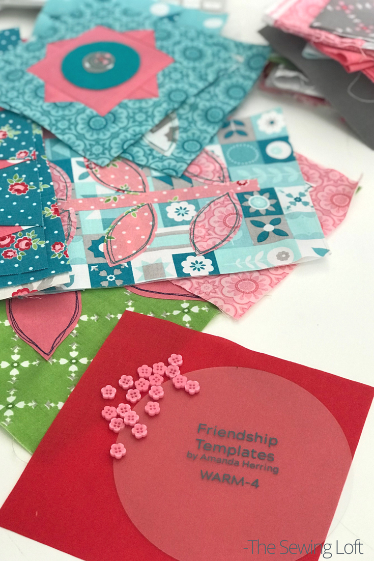 Friendship Quilt Blocks | Free Pattern