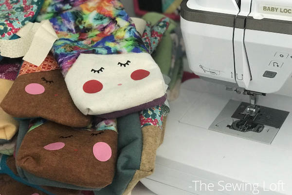 Quilting Retreat Prep-work | The Sewing Loft