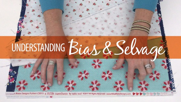 Have you heard the news? Annie's Creative Studio is launching classes with Heather Valentine of The Sewing Loft. Classes include fun projects & sewing tips. The first class is all about understanding the basics of bias & selvage.