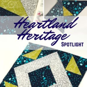 Spotlight block from Heartland Heritage