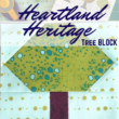 It's time for the last block in our Heartland Heritage BOM quilt along. This simple tree block is easy to make and beyond adorable.