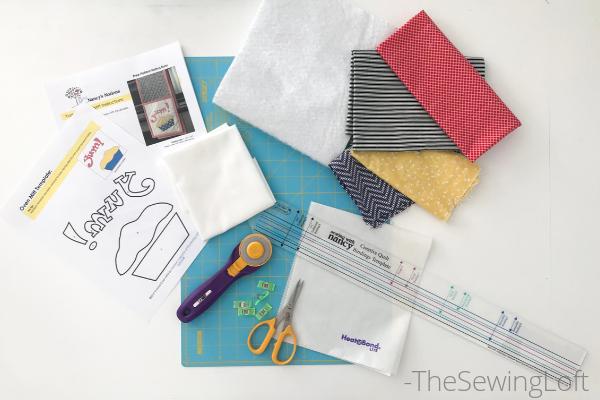 Yummo Oven Mitt   Free Sewing Pattern