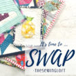 Meet a new sewing buddy and exchange a handmade gift with the mini quilt 2019 swap with The Sewing Loft