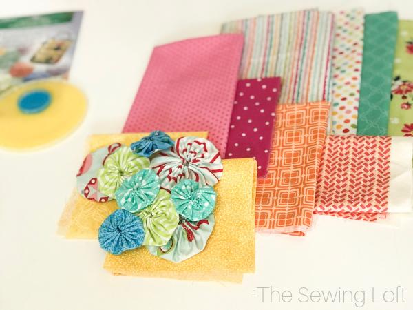 Sew Sweet Sewing Set Supplies | Video Class