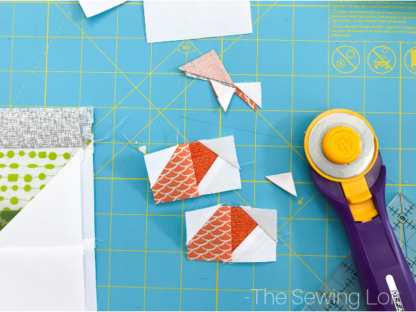 "Grow your quilting skills with this fun Cocktail Hour quilt block. The easy to make, patchwork construction block finishes 12"" square."