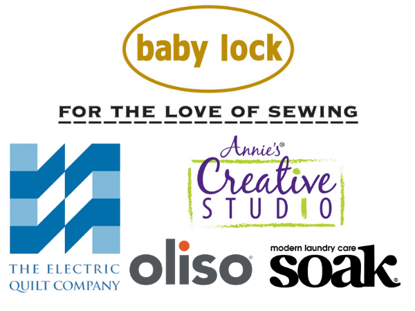 Sew Scrappy 2019 Retreat Sponsors | The Sewing Loft