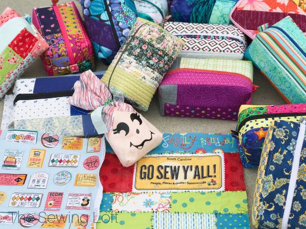 Sew Scrappy 2019 Retreat Recap | The Sewing Loft