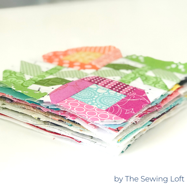 Blocks 2 Quilt Stack | The Sewing Loft